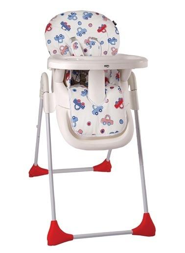 Sunny Baby Sunny Baby 107 Taffy Plus Mama Sandalyesi Kırmızı